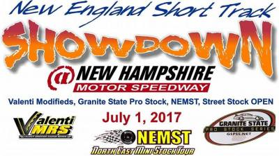 Discount Tickets for NE Short Track Showdown Available