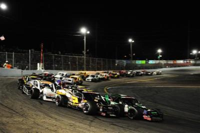 Riverhead Raceway  (Will Schneekloth/Getty Images for NASCAR Photo)