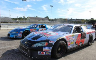 (Wiscasset Speedway/Rusty Wallace Racing Experience Photo)