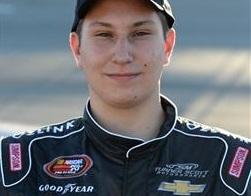 Kaz Grala  (NASCAR Photo)