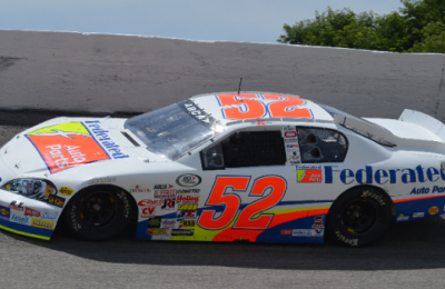 The Ken Schrader Racing #52 ARCA Car.  (Speed51.com Photo)