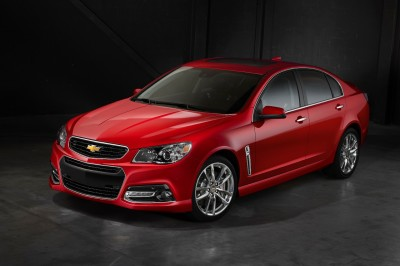 The Chevrolet SS  (Mike Twist Photo)