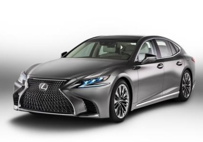 The 2018 Lexus LS500  (Lexus Photo)