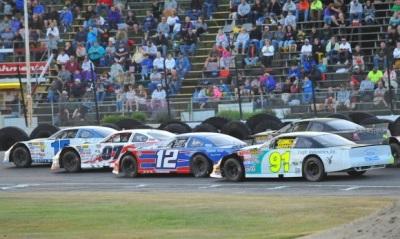 Beech Ridge Motor Speedway  (Beech Ridge/Finish Line Photography Photo)