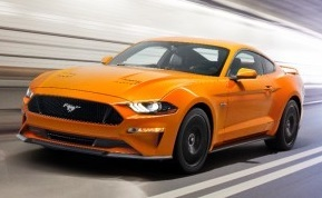 The 2018 Ford Mustang  (Ford Motor Company Photo)
