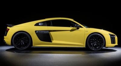 The Audi R8.  (Audi Photo)