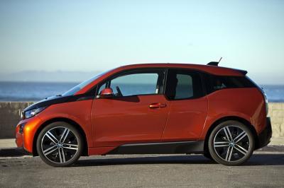 The 2017 BMW i3  (BMW Photo)
