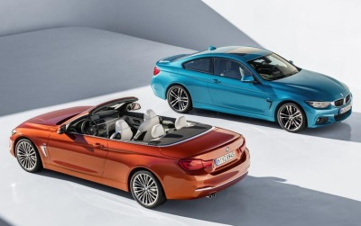 The 2018 BMW 4 Series Models