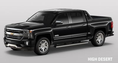 The Chevrolet Silverado High Desert Edition  (General Motors Photo)