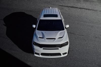 The Dodge Durango SRT  (FCA Photo)
