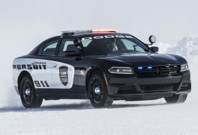 Dodge Gives Police Eyes in the Back of Their Heads