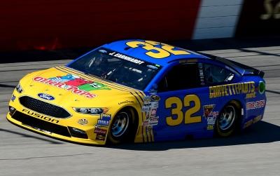 The #32 Go FAS Ford  (NASCAR Photo)