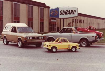 Subaru of America Announces 50th Anniversary Celebration
