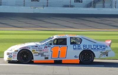 The #11 of Bryan Dauzat at Daytona (Bob Guptill Photo)
