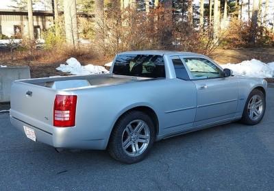 The Dodge Charger Ute  (Smythe Performance Photo)