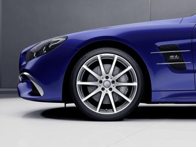 The 2017 Mercedes-Benz SL450 Designo Edition (Mercedes-Benz Photo)
