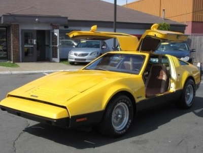 You can buy this 1974 Bricklin SV-1.  (Lynnway Auto Sales Photo)