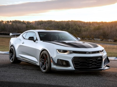 The 2018 Chevrolet Camaro ZL-1 1LE   (GM Photo)
