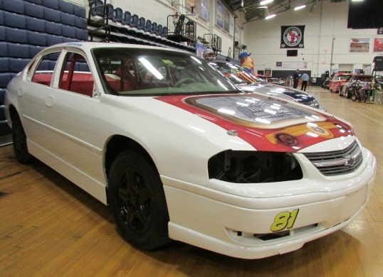Lewis Anderson to Race a Six Shooter at Unity
