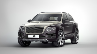 The Bentley Bentayga Mulliner.  (Bentley Photo)