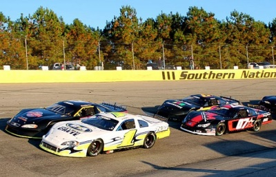 The pack at Southern National  (PASS Photo)
