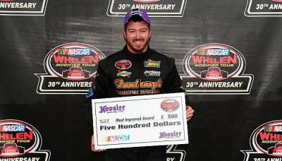 Max Zachem  (NASCAR Photo)