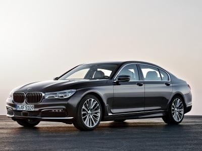 The BMW 7-Series  (BMW Photo)