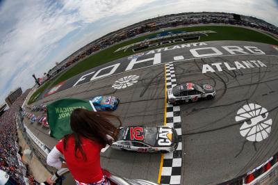 The NASCAR Monster Energy Cup Race at Atlanta (NASCAR Photo)