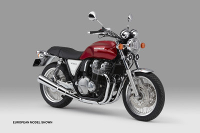 The Honda CB1100EX (European Model Shown) (Honda Photo)