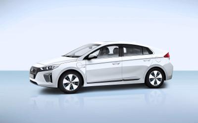 The Hyundai IONIQ  (Hyundai Photo)