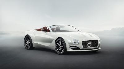 The Bentley EXP 12Speed 6e  (Bentley Photo)