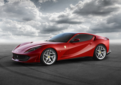 Ferrari 812 Superfast.  (Ferrari Photo)