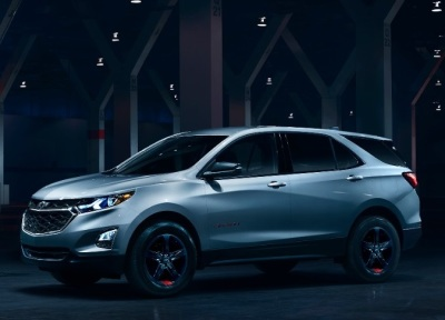 The 2018 Chevrolet Equinox Redline  (General Motors Photo)