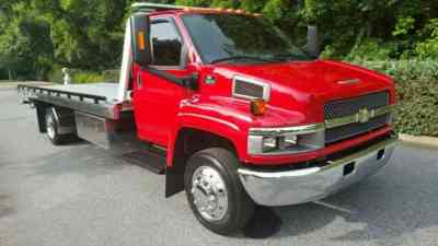 Chevrolet's last generation Medium Duty truck.  (JingleTruck.com Photo)