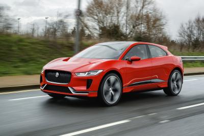 The Jaguar I-PACE  (Jaguar Photo)