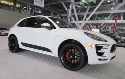 The 2017 Porsche Macan GTS  (Mike Twist Photo)