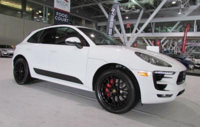 The 2017 Porsche Macan GTS  (Mike Twist Photo)