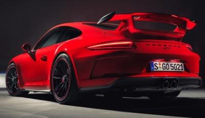 The 2018 Porsche 911 GT3  (Porsche Photo)