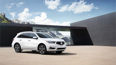Acura Electrifies SUV Lineup with MDX Sport Hybrid