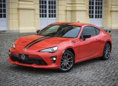 The Toyota 860 Special Edition.  (Toyota Photo)
