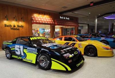 Scenes from the 2016 Show.  (Shannon Wheeler/Auburn Mall Racecar Show Photo)