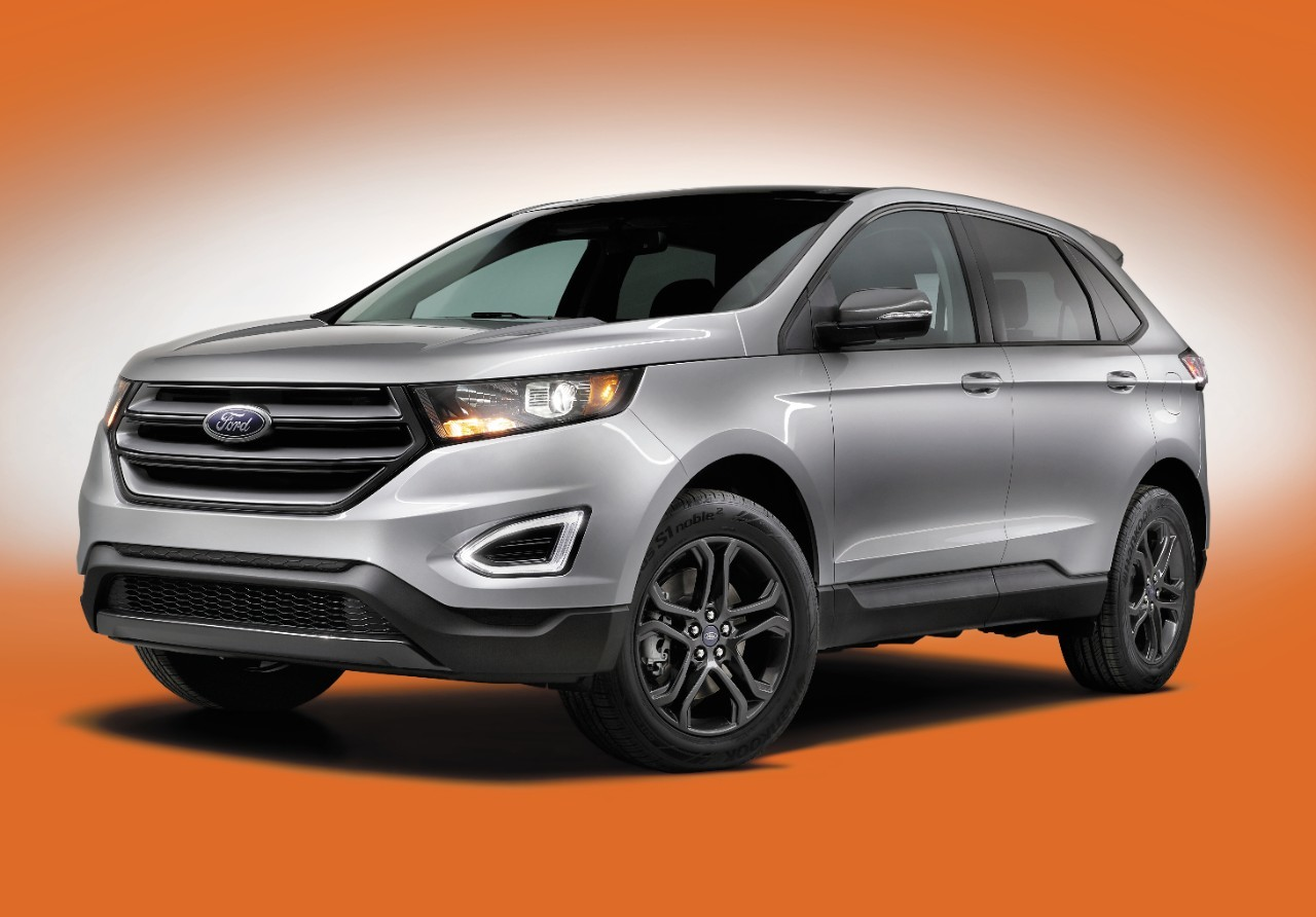 The 2018 Ford Edge SEL Appearance Package.  (FoMoCo Photo)