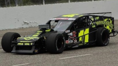Andy Seuss' #11 Modified.  (AndySeuss.net Photo)