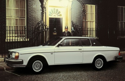 The Volvo 262C  (Volvo Photo)