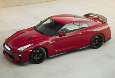 The 2017 Nissan GT-R Track Edition  (Nissan Photo)