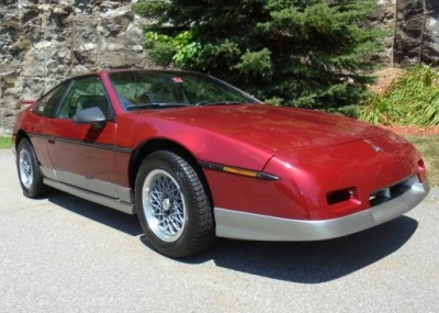 This 1987 Fiero GT could be yours....   (Craigslist.com Photo)
