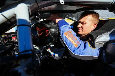 Eddie MacDonald  (NASCAR Photo)