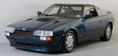 Aston Martin V8 Vantage Zagato.  (Aston Martin of NE Photo)