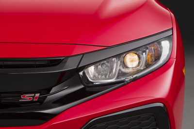 The latest Honda Civic Si.  (Honda Photo)