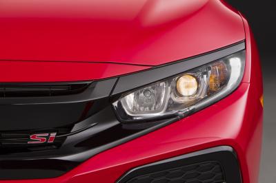 The latest Honda Civic Si.  (Honda Photo)